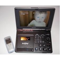 Видеорекордер Sony GV-HD700E (Mini DV плейбек)