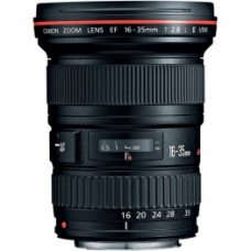 Фотообъектив Canon EF 16-35mm f/2.8L II USM