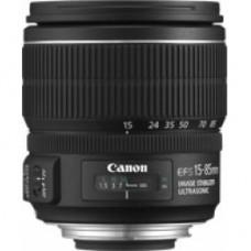 Фотообъектив Canon EF-S 15-85mm f/3.5-5.6 IS USM