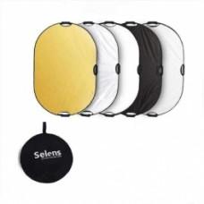 Отражатель Selens 60х90 см 5 в 1