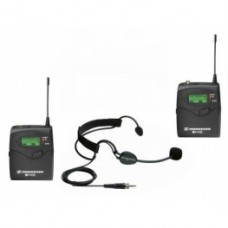 Радиосистема Sennheiser G3 с оголовьем ME-3