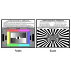 Таблица настройки DCS Labs CamAlign FrontBox HD Standart