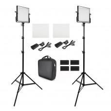Комплект светодиодных панелей Samtian L4500 Bi-Color